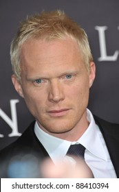 """Paul Bettany at the world premiere of his new movie """"Legion"""" at the Cinerama Dome, Hollywood. January 21, 2010  Los Angeles, CA Picture: Paul Smith / Featureflash"""