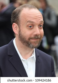 Paul Giamatti arriving for the Rock Of Ages Premiere, Odeon Leicester Square, London. 10/06/2012 Picture by: Alexandra Glen / Featureflash