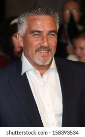 Paul Hollywood at The Pride of Britain Awards 2013 - Arrivals London. 07/10/2013