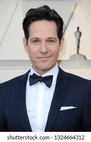 Paul Rudd at the 91st Annual Academy Awards held at the Hollywood and Highland in Los Angeles, USA on February 24, 2019.