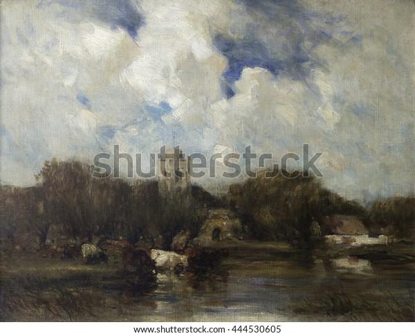 Paul Stephenson Watermarked Painting