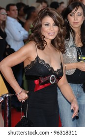 PAULA ABDUL at the 2005 American Music Awards in Los Angeles. November 22, 2005; Los Angeles, CA:    Paul Smith / Featureflash
