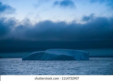 Paulet island , Antartic landscape, south pole