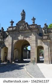Paul's Gate in Fulda , Germany