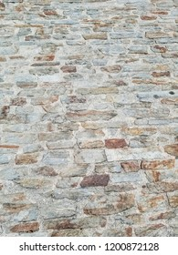 Paved floor background and texture