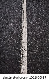 paved road with