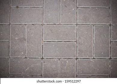 Pavement construction texture