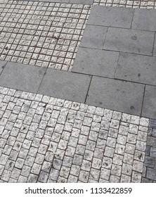 pavement detail texture