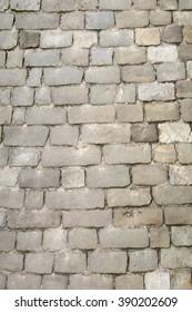 Paving blocks made of square stone