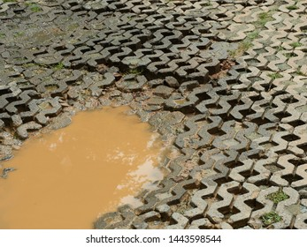 Flooded Walkway Images, Stock Photos & Vectors   Shutterstock