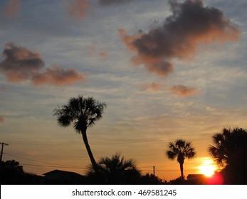 Pawley's Island Sunset