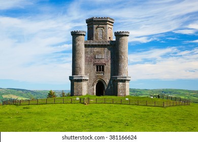 Paxtons Tower, Llanarthne, Carmarthenshire, Wales, U.K.