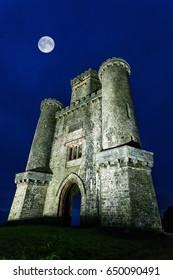 Paxtons Tower, Llanarthne, Carmarthenshire, Wales, UK