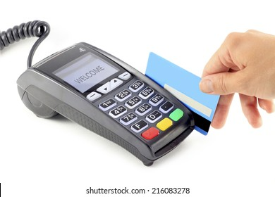 Paying credit card