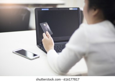 Payment via internet