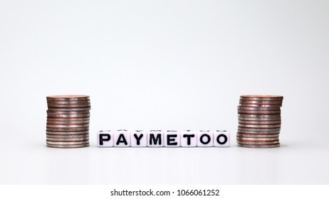 #PAYMETOO as a new movement. A campaign to close the gender pay gap.