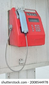 payphone of the Moscow city telephone network
