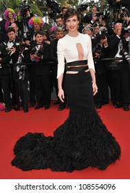 """Paz Vega at the gala screening of """"Madagascar 3:Europe's Most Wanted"""" at the 65th Festival de Cannes. May 18, 2012  Cannes, France Picture: Paul Smith / Featureflash"""