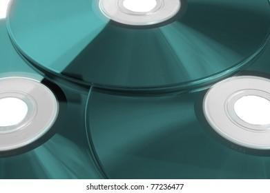 pc discs -DVD