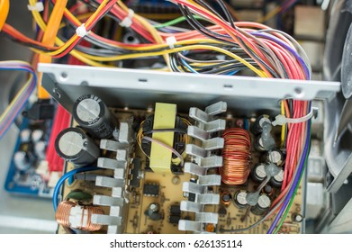Pc Power Supply Repair Stock Photo (Royalty Free) 626134430 ...