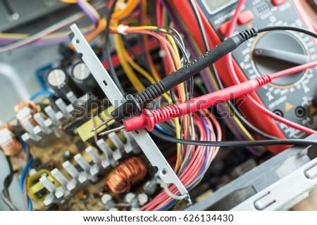 PC Power Supply Repair Stock Photo (Edit Now) 626134430 - Shutterstock