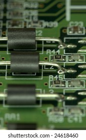 Electronics - components and PCB boards