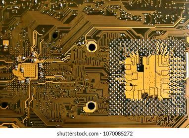 PCB Printed Circuit Board.