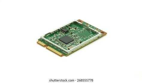 PCI Express Mini Wireless network card