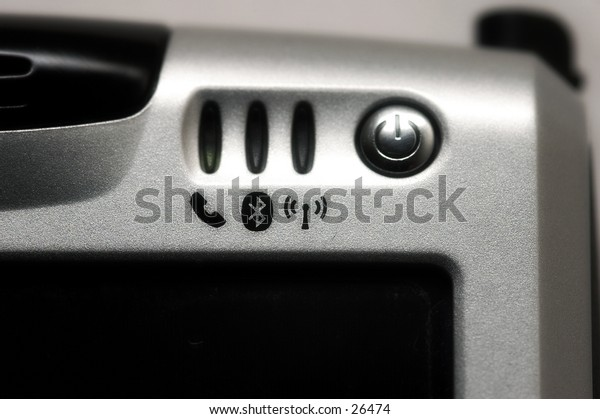 pda closeup