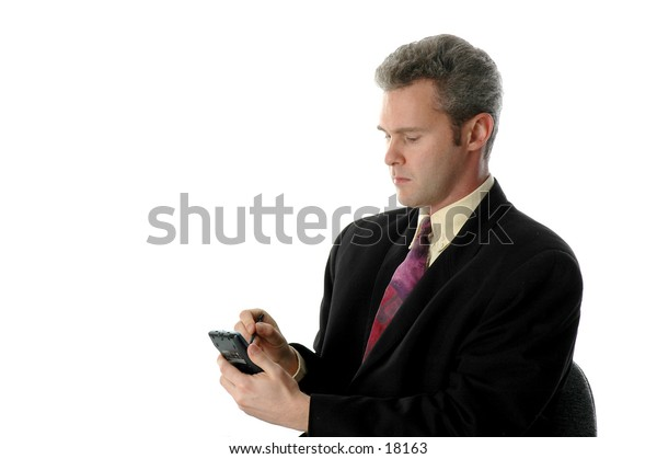 PDA man