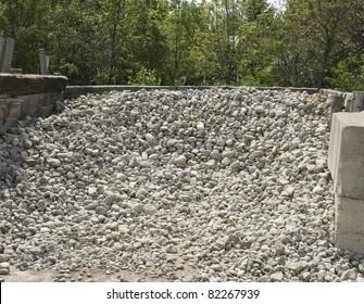 Pea Gravel For Landscaping