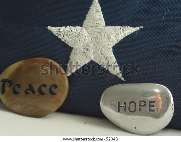 Peace, Glory, Hope