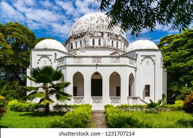 Peace Memorial Museum (Beit el Amani). Benjamin Mkapa road, Stone Town, Zanzibar City, Unguja island, Tanzania.