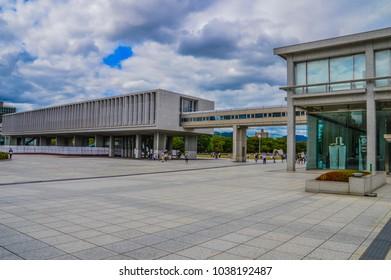 Peace Museum Hiroshima Japan 2016