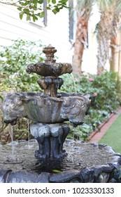 Peaceful Garden Fountain