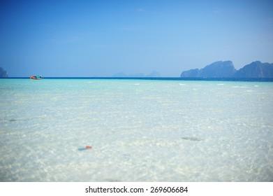 Peaceful in the Paradise  Beach