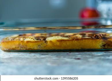 Peach Cobbler for Easter Dessert