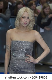 Peaches Geldof arriving for the World Premiere of Prometheus, Empire Cinema in Leicester Square. 31/05/2012 Picture by: Simon Burchell / Featureflash
