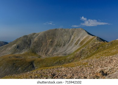 The Peak of Bastiments, in the Catalan Pyrenees (Spain)