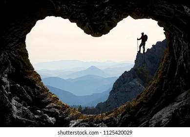 peak success in mystical, exciting, adventurous places
