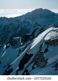 Peaks, High Tatra Mountains in Slovakia