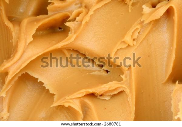 Peanut Butter Texture