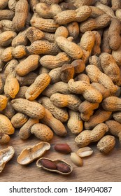The peanut, or groundnut (Arachis hypogaea) is the seed of a tropical South American plant, often roasted and salted or used to make oil or animal feed. Peanuts develop in pods that ripen underground.
