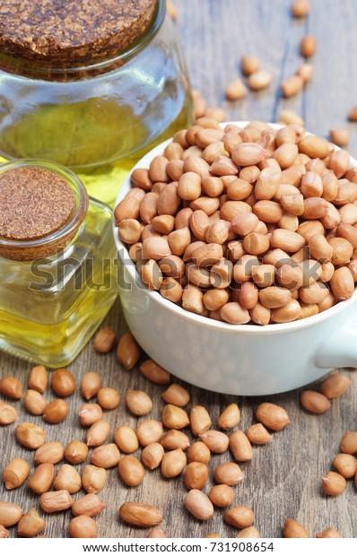 Peanut oil with Peanut