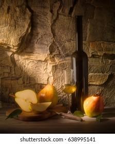pear grappa