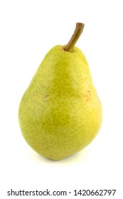The pear tree and shrub are a species of genus Pyrus, in the family Rosaceae, bearing the pomaceous fruit of the same name.