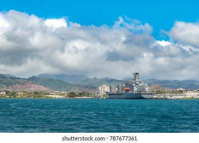 Pearl Harbor Hawaii USA