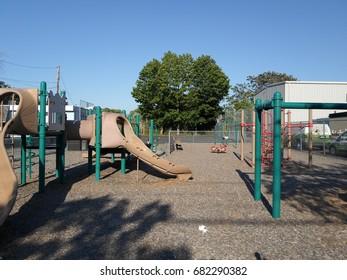 Pearl Street Park, Pearl Street, Malden, Massachusetts, USA