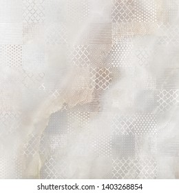 Pearlescent onyx marble texture, decorative nacreous and geometric pattern marble background. Digital tile design surface