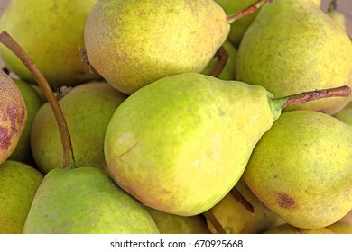Pears texture background